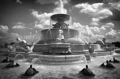 James Scott Memorial Fountain (-mtnoxx-) Tags: michigan detroit classical fountain water spray lion marble belleisle detroitriver
