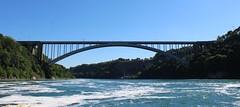 Rainbow Bridge (pegase1972) Tags: us usa unitedstates canada ontario niagara niagarafalls bridge pont frontire border