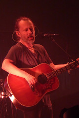 Thom Yorke (peterkelly) Tags: digital panasonic lumix zs50 montreal quebec canada northamerica parcjeandrapeau music musician osheaga 2016 festival concert radiohead thomyorke guitarist guitar player playing singer singing