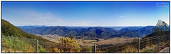 Heck of a View (juliewilliams11) Tags: outdoor hill landscape mountain photoborder scenic panorama canon newsouthwales australia