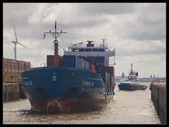 IMG_3452 Thea II (mikemcfallphotography) Tags: thea2 theaii liverpool liverpooldocks rivermersey merseyside mersey mikemcfall michaelmcfall