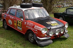 Austin 1800 World Cup SMO227G (Lazenby43) Tags: austin rally 1970 worldcup landcrab gawsworth smo227g