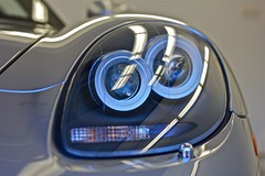 Porsche Carrera GT Headlight
