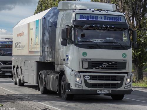 Volvo Fh Region Transit (RUS)