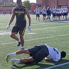 D124374S (RobHelfman) Tags: sports losangeles football highschool loyola crenshaw passingleague