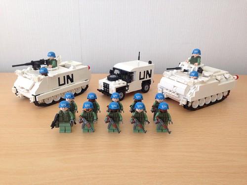 UN Forces