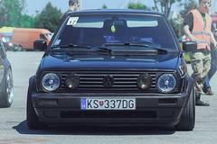 VW Golf Mk2 // TUNING SHOW AUTOSALN (Luky Rych) Tags: show b car vw canon golf 50mm mercedes benz punto fiat seat toledo mk2 pentacon f18 tuning passat rs f28 hala sls opel skoda octavia 135mm stance r32 vectra 2015 mk4 preov 100d autosaln 3sdm mestk