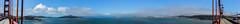 hip to hip (pbo31) Tags: sanfrancisco california bridge blue panorama color northerncalifornia june skyline bay spring nikon view pacific over large panoramic 101 goldengatebridge bayarea marincounty stitched d800 northbay goldengatenationalrecreationarea 2015 boury pbo31
