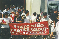 Santo Nino Prayer Group at Sinulog '98 (Philadelphia, PA)