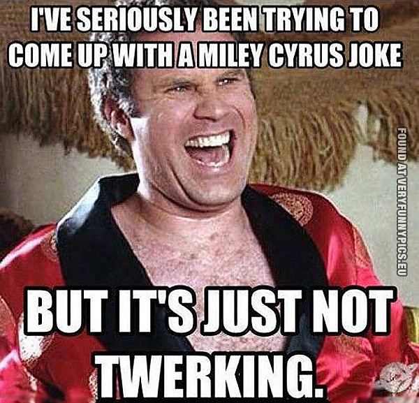 Funny Pictures Of Miley Cyrus