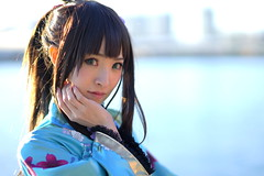 20151229150721_1597_SLT-A99V (iLoveLilyD) Tags: portrait japan tokyo cosplay sony fullframe za planar carlzeiss 2015 planar8514za planart1485 99 slta99v ilovelilyd
