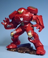 Playmation Hulkbuster Smart Figure by Hasbro (FranMoff) Tags: marvel ironman avengers red playmation smartfigure videogame hulkbuster