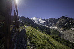 Arrivederci Monte Bianco! (Marco Battistutta) Tags: montebianco bionnassay marcobattistutta blanc tramwaydumontblanc