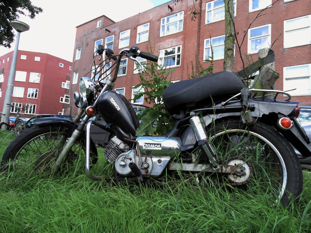 The World's newest photos of moped and tomos - Flickr Hive Mind