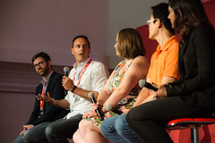 _19A1879 (TechweekInc) Tags: techweek event 2016 startup technology tw innovation toronto tech to fest canada attendees festival berkeley church entrepreneurial journey sheetal maya nanda law group canadian counsel markus latzel palomino allen lau wattpad caitlin macgregor plum yoav schwartz uberflip entrepreneur moderators summit