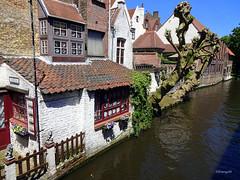 Brgge Bruges - Belgique/Belgium (frenziM) Tags: poetry belgium belgique bruges altstadt belgien vieilleville brgge
