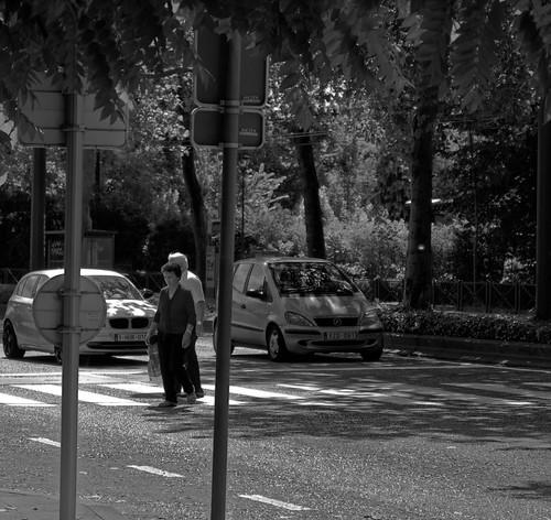 La traversée - The crossing