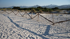 Fence on the Beach - HFF! (Stefan Zwi. ...catching up :-)) Tags: fence zaun hff