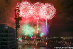 (takafumionodera) Tags: dp2x fireworks japan minatomirai sigma yokohama