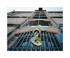 hook (ha*voc) Tags: mamiya7ii 65mm film rangefinder 120 mediumformat 6x7 kodakektar100 hamburg speicherstadt urban urbanfragments