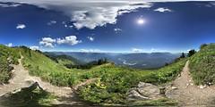 Sauk Mountain Trail,Washington.  11/08/2016 (mattfarris314) Tags: skagitriver skagitvalley washington wa pnw photosphere cascades saukmountaintrail saukmountain