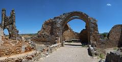 Recpolis - Arco de la iglesia (nicomadrid12) Tags: arquitecture ruins church old visigoths spain espagne espaa archeology