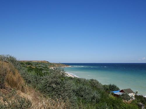The Sea at Tuzla (AP4P0548 1PS)
