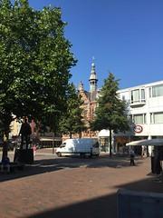 Municipality building (ndrgt) Tags: market municipality kerkrade