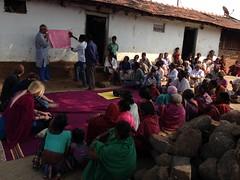 Village watershed meeting