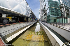 Crossrail Place - Canary Wharf (Dave Pearce (London)) Tags: roof london station garden place sony rail wharf canary a600 crossrail