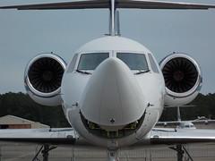 N49RF NOAA Aircraft Operations Center at Myrtle Beach, South Carolina (2) (hondagl1800) Tags: usa airplane myrtlebeach aircraft hurricane myrtlebeachsouthcarolina hurricanehunter kmyr
