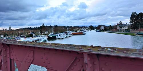 Pont Canal de Briare - Canal Lateral a la Loire, France, Avril 2015_DSC0059