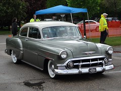 1953 Chevrolet (Crown Star Images) Tags: show cars chevrolet car gm bowtie wcc chevy swap meet carshow willmar generalmotors 2015 wilmar willmarcarclub willmarcarshowswapmeet2015