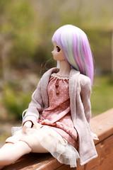 Sakuno arrived home <3 (Katiazza) Tags: portrait toy toys doll sister dream bjd dd dollfie volks 13 symphony dds uryuu sakuno mashiroiro
