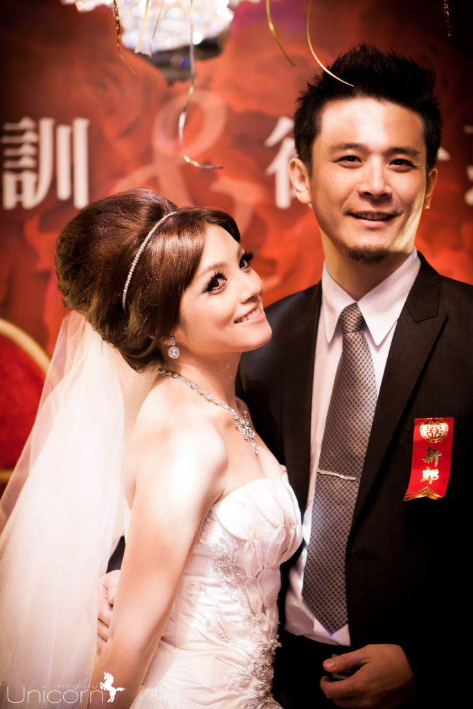《婚攝》Vic & Sabrina / 小巨蛋囍宴軒