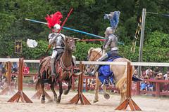 Shattered Shield, Broken Lance (Allen Castillo) Tags: horse knights joust bristolrenaissancefaire nikon70200 bristolrenfair nikond610