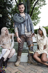 Anime Midwest 2016 - Mad Max Cosplay (RickDrew) Tags: chicago max anime colors japanese midwest cosplay cartoon culture rosemont il mothers mad fandom 2016