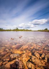 The lake (johanbe) Tags: longexposure lake montain fjll sj fjllsj lindvallen slen sverige natur nature nd110 nikon