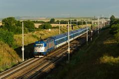 akvick rno (Nikis182) Tags: 380012 d koda electric locomotive akvice czech republic