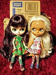 River&Shannon und ihre neue Schwester