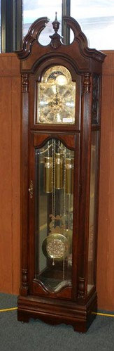 Howard Miller Grandfather Clock ($672.00)