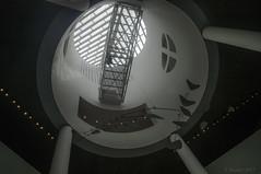 The Oculus at SFMOMA (Greatest Paka Photography) Tags: architecture sfmoma museum sanfrancisco museumofmodernart snohetta design oculus bridge alexlandercalder mariobotta building oculusbridge suspended atrium