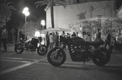 img022 (Yu,Tsai) Tags: bw france film night 35mm nice iso400 summilux ilforddelta400 leicam2   leitz  gtx970  summilux114352st