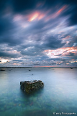 Long Reef Sky (renatonovi1) Tags: longreef sydney nsw australia sea ocean rock sky clouds sunrise beach seascape landscape water longexposure