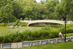 """Central Park"" (PamBolingPhoto) Tags: newyorkcity centralpark nyc bowbridge"