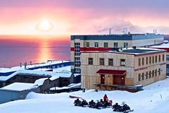 (july_zh) Tags: barentsburg svalbarg grumant spitsbergen     arctic norway norge northpole canon550d canon1635 canon50mm arcticugol  isfjorden grenfjorden gronfjorden fjord fjorden