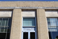 Old U.S. Post Office (Dickson, Tennessee) (cmh2315fl) Tags: formerpostoffice postoffice historicpostoffice uspostoffice starvedclassicism publicworksadministration pwa dickson dicksoncounty tennessee nationalregisterofhistoricplaces nrhp newdeal