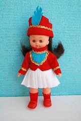Alina Majorette (vintage.dolls) Tags: vintage toys spain dolls 70s collectible bb alina majorete