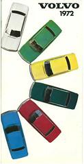 Volvo 1972 brochure (scleroplex) Tags: iyengar scleroplex lg k7
