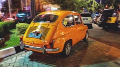 Fiat 500 at Surabaya City (Yudha Hanottama) Tags: auto old classic car vintage fiat mobil automotive 500 surabaya otomotif
